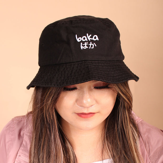 Baka Bucket Hat - Black