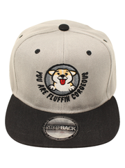 You are Fluffin' Courgeous Snapback