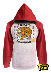 Fiercely Do Nothing Unisex Hoodie