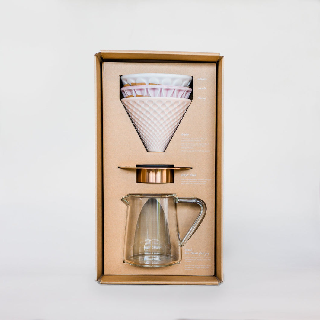 Limited Edition Brewers Dripper Set