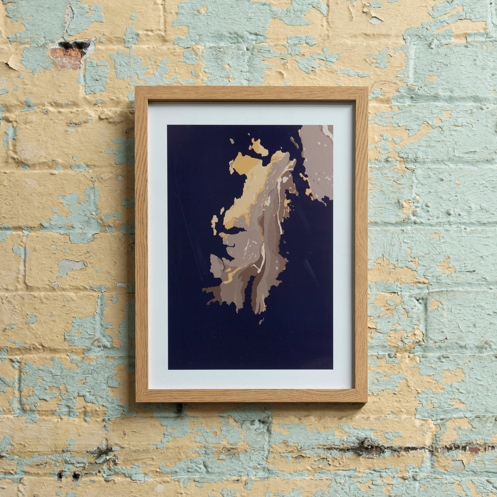 Art-Maps of Scotland