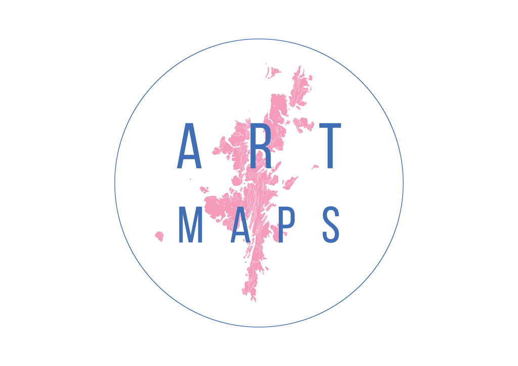 Should we tell you the actual locations of our geological art-maps?