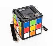 vintage and Retro Rubik's Cube Purse for sale retro candy vintage