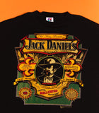 Vintage 1992 Jack Daniels T-shirt single stitch 90's Jack Daniels Tennessee Whiskey tee from retro candy
