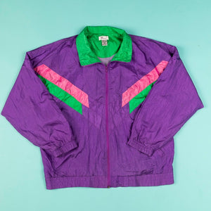 Vintage 80's Bocoo Windbreaker Jacket from Retro Candy Vintage