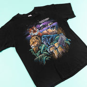 Vintage 1995 Busch Gardens Extinction is Forever T-shirt (XCV) from retro candy vintage
