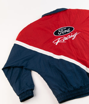 Vintage 90's Ford Racing Windbreaker Official licensed Product Ford Motor Company from retro candy vintage