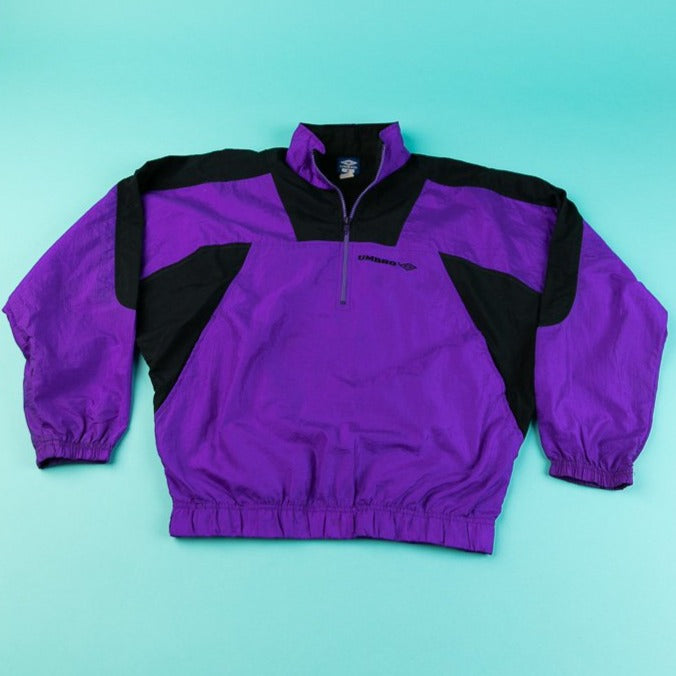 Vintage 90s Umbro Windbreaker Jacket