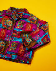 80's EVR DIV of Rousso Windbreaker Jacket