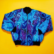 80s Retro Bomber Jacket