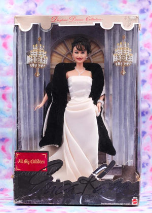 Vintage Copyright 1998 Mattel Erica Kane Daytime Drama Collection Barbie Doll First in a series collectible