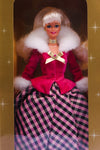 Vintage Mattel 1996 Special Edition Winter Rhapsody Barbie Doll