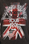 The Rolling Stones North American Tour 1981 retro candy vintage