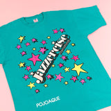 Vintage 80's Jazzercise International T-shirt Pojoaque New Mexico from retro candy