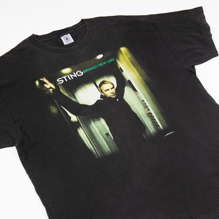 Vintage 1999/2000 Sting Brand New Day Concert T-shirt from retro candy