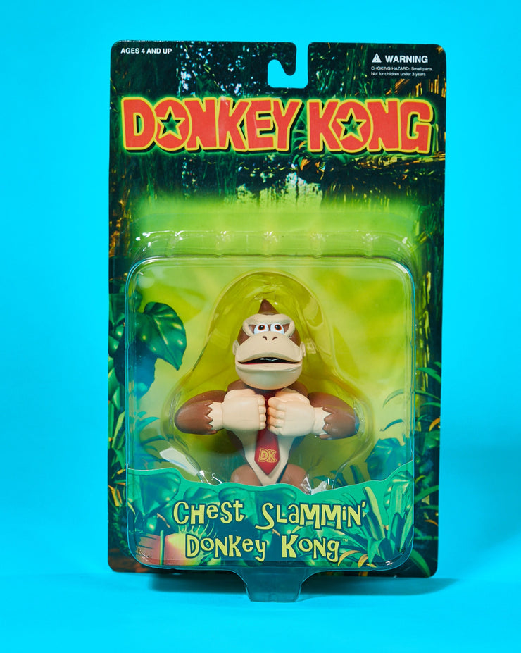 1999 Chest Slammin Donkey Kong Action Figure