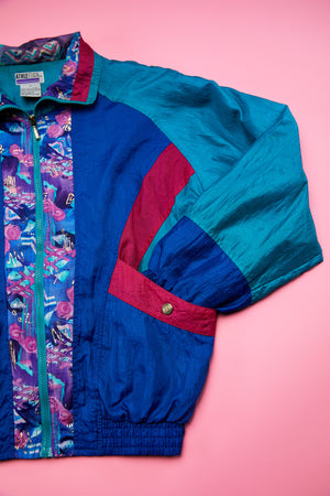 Vintage 90's Athletech Windbreaker Jacket