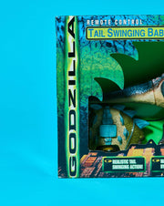 1998 Tail Swinging Baby Godzilla (Rare)