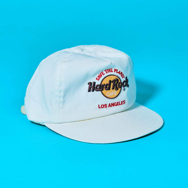 90s Save The Planet Hard Rock Cafe Los Angeles Hat