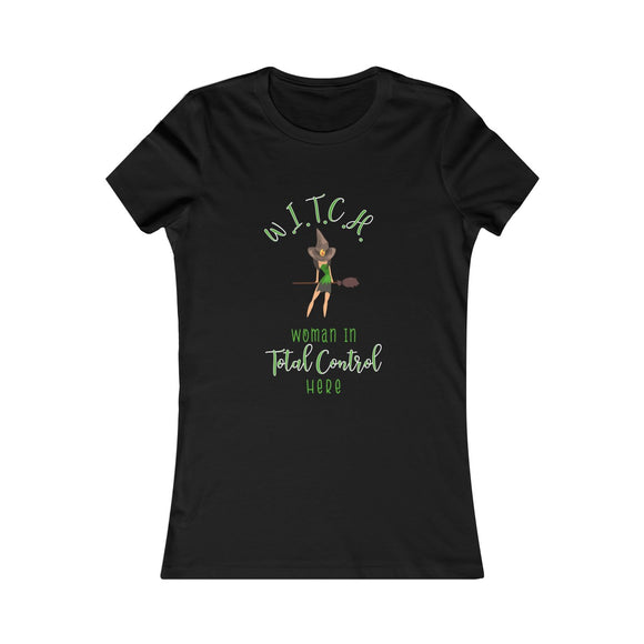 Woman In Total Control (WITCH) T-Shirt