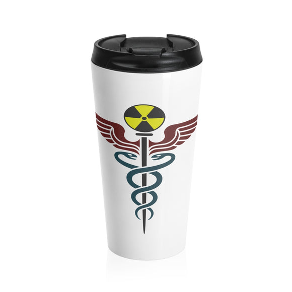 Rad Tech Caduceus Mug