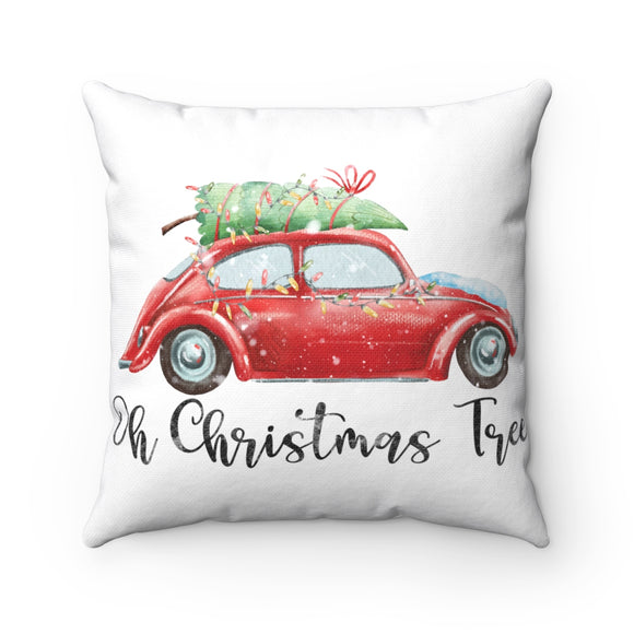 Chrismas Bug Pillow