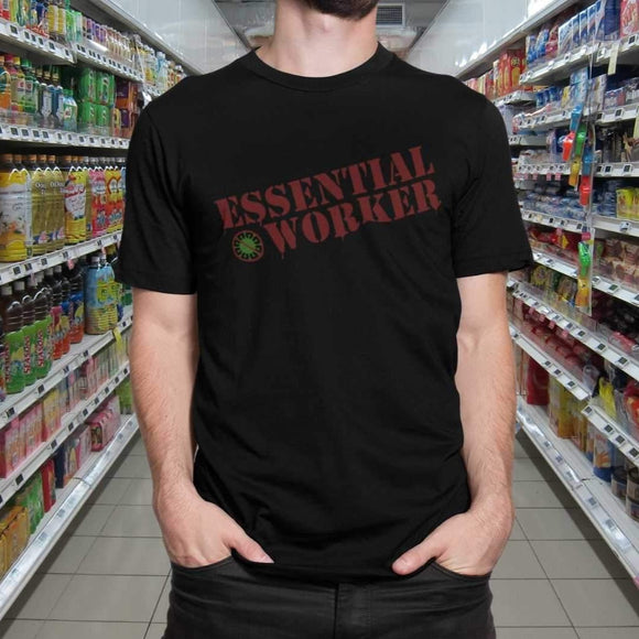 COVID-19 Essential Worker Business T-Shirt Tee
