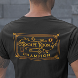 escape room t-shirt