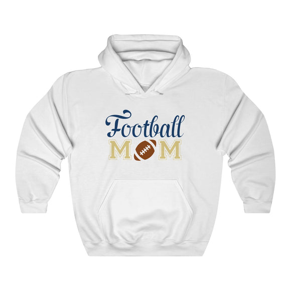 Football Mom Hoodie (Vista Murrieta Colors)