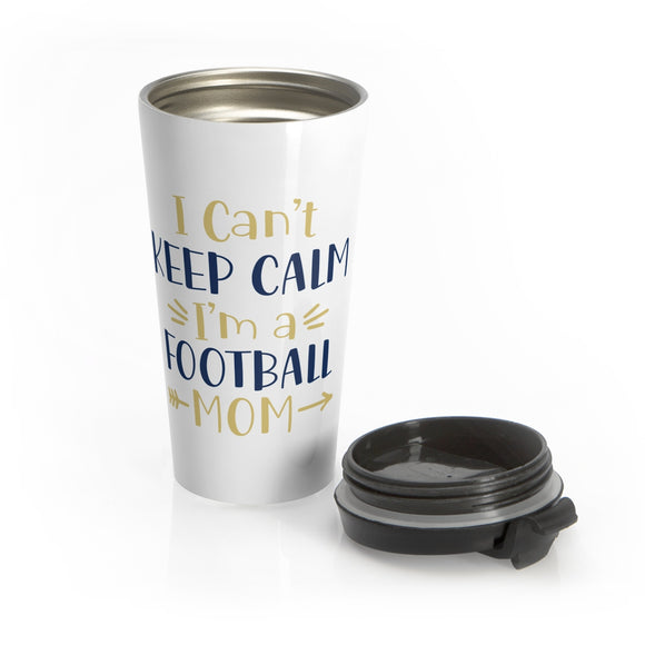 I Can't Keep Calm (Vista Murrieta) Travel Mug