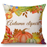 Festive Decorative Pillow Covers
