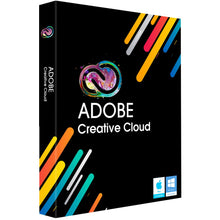 Load image into Gallery viewer, Adobe Creative Cloud - All Apps - 12 month subscription