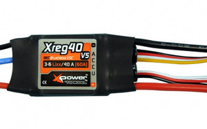 Brushless ESC with BEC