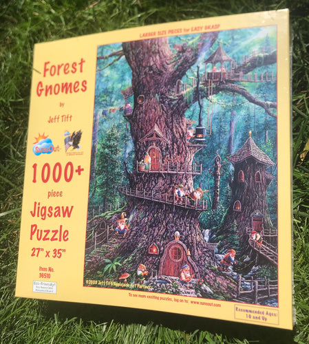 Forest Gnomes puzzle