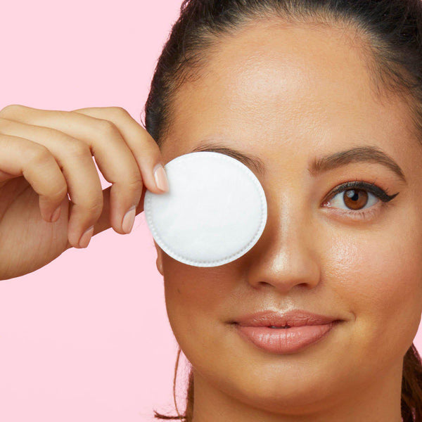 Pure Cotton Makeup Pads
