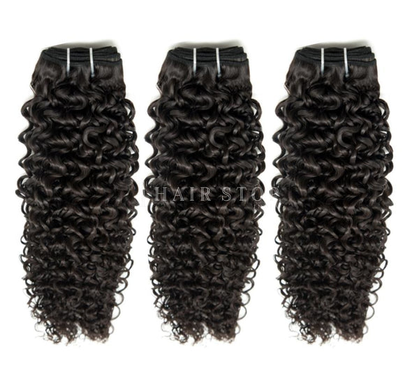 Mink Brazilian Curl 2 Hair 3 Bundle Deal
