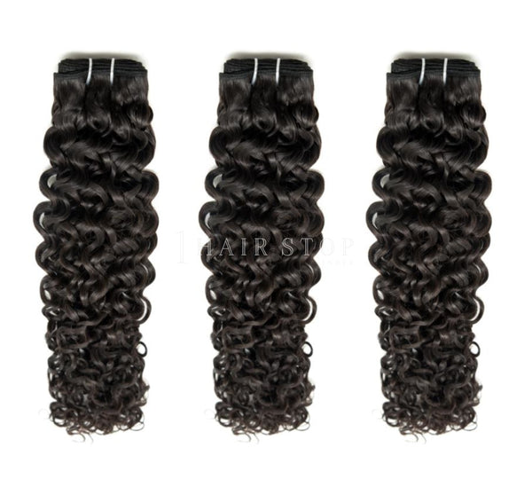Mink Brazilian Curly Hair 3 Bundle Deal