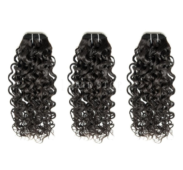 Mink Brazilian Loose Curl Hair 3 Bundle Deal