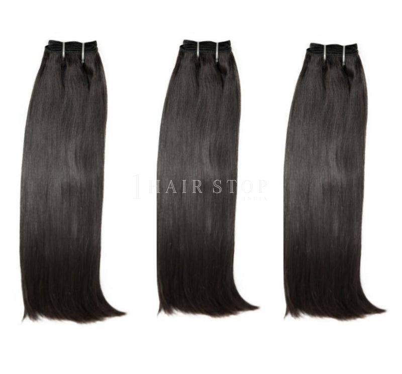 Mink Brazilian Straight Hair 3 Bundle Deal