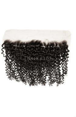 Natural Curly Hair Frontals