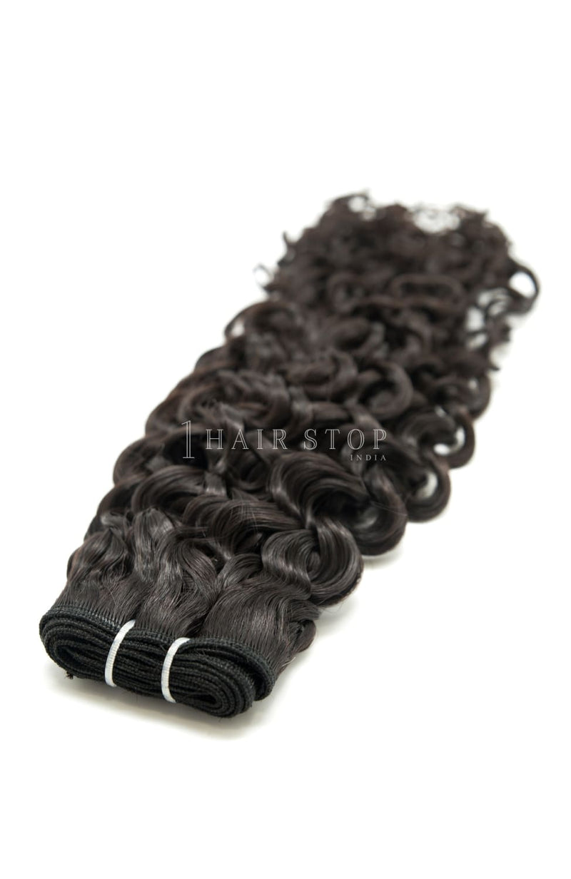 Natural Curly Hair Bundles