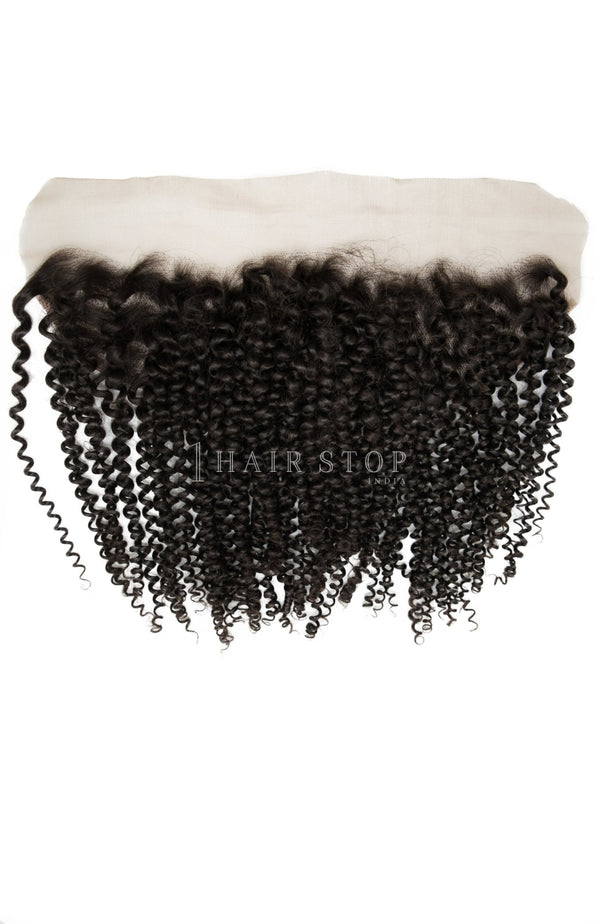 Kinky Curl Frontals