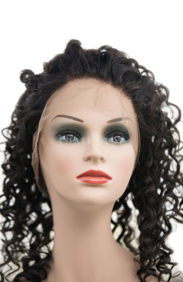 Curly Hair 360 Frontals