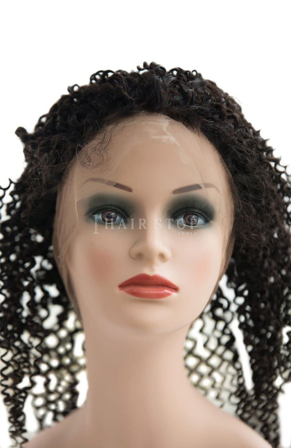 Kinky Curl 360 Lace Frontals