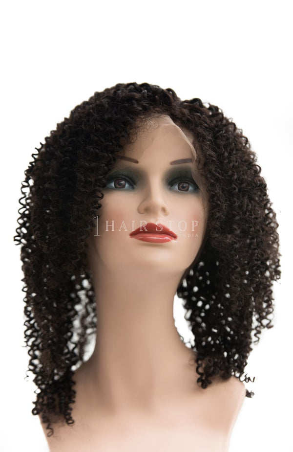 Kinky Curl 360 Frontals