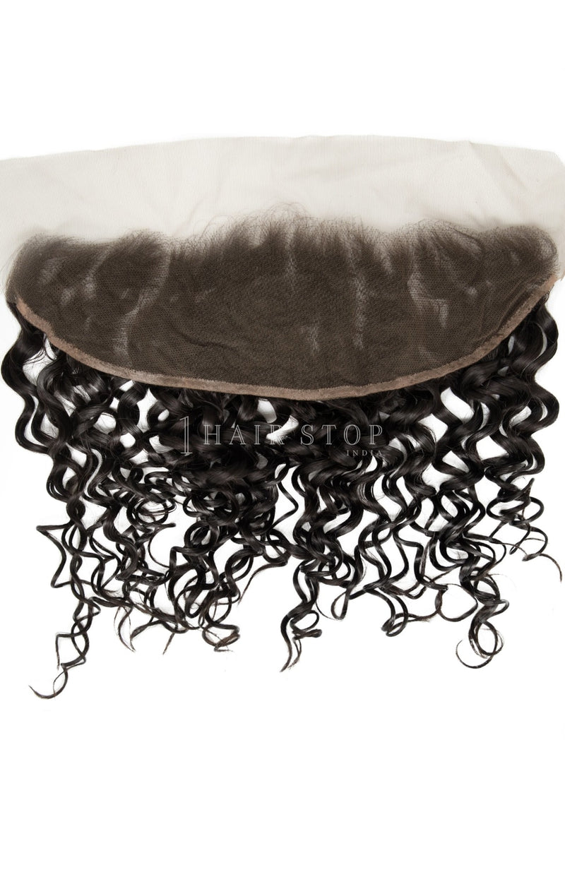 Curly Hair frontals with bundles