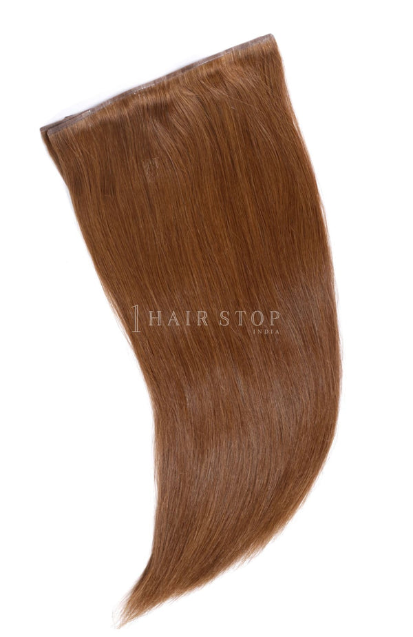 Invisi-Clip In Extensions in Brown