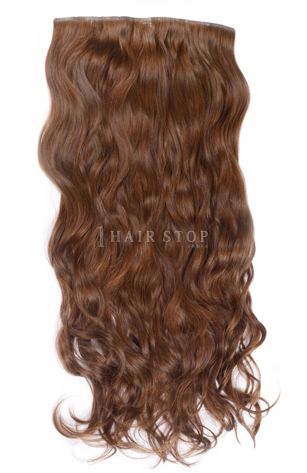 Real Hair Clip-in Extensions