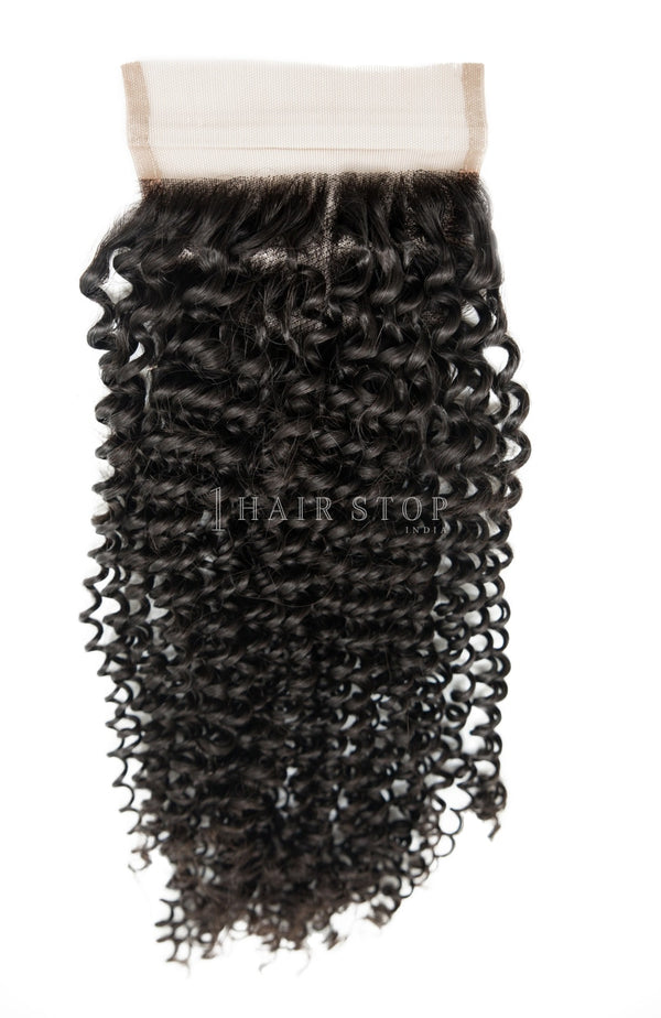 Jerry Curl Hair Closures