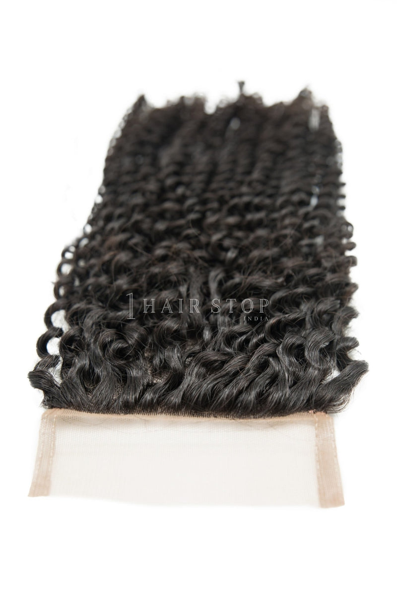 Jerry Curl Lace Closures
